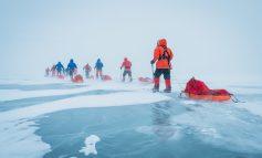 گرم گرم در قطب جنوب!