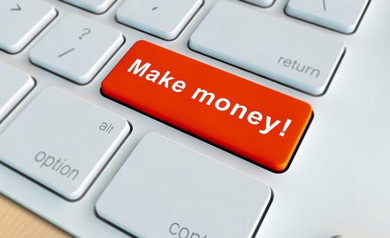 با این ۲۰ روش، آنلاین دلار (پول) دربیاورید!