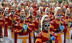 رژه باشکوه روز مردگان در مکزیکوسیتی