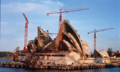 تولد ۴۵ سالگی خانه اپرای سیدنی