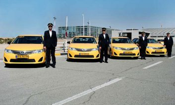 ایرانسل خودروهای فرودگاه امام خمینی (ره) را هوشمندسازی میکند