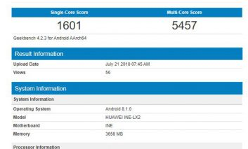 واقعیتهایی در مقایسه دو چیپ Kirin 710 و Snapdragon 660