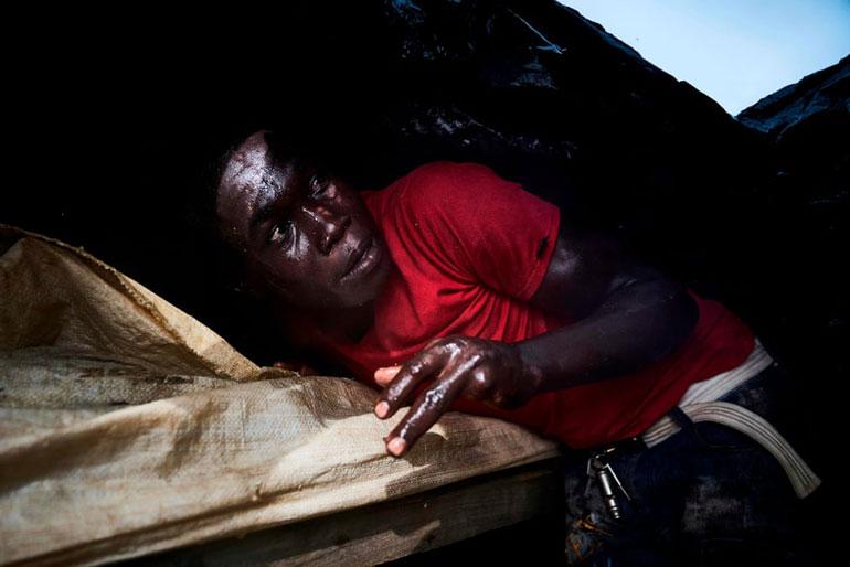 معادنی در بستر رودخانه: حفاری طاقتفرسای شن و ماسه در کشور مالی