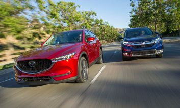 کدامیک؟ هوندا CR-V 2018 یا مزدا CX-5 2018؟