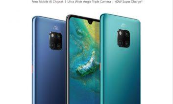 Huawei Mate 20 قویترین گوشی آندروید