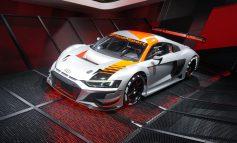 رونمایی غافلگیر کنندهی آئودی از مدل مسابقهای R8 LMS در نمایشگاه خودرو پاریس!