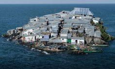 زندگی بر روی یک جزیره فلزی کوچک به نام میگینگو