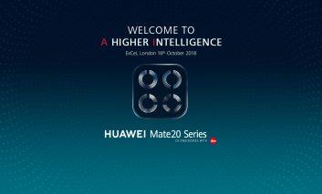 رونمایی از گوشیهای سری HUAWEI Mate 20 در لندن