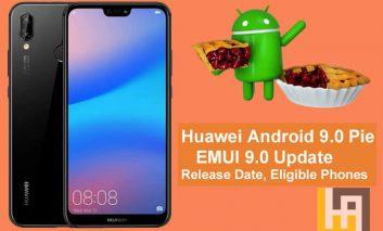 هوآوی جدیدترین اطلاعات درباره رابط کاربری EMUI 9.0 را منتشر کرد
