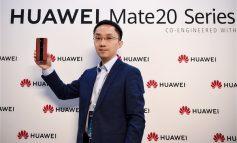شارژ فوق سریع ۴۰ واتی Huawei mate 20 pro