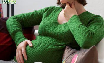 درمان گلودرد در دوران بارداری
