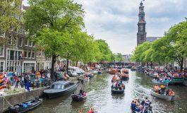 سفر به سرزمین گلها، آمستردام در یک روز