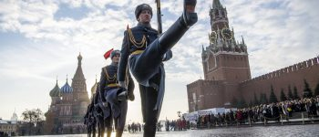 گزارش تصویری از سالگرد رژه تاریخی ۱۹۴۱ روسیه