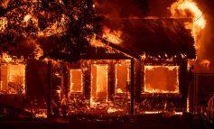 در آتشسوزی کالیفرنیا نه نفر کشته شدند