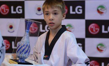 اتمام مسابقات تکواندو قهرمانی کشور