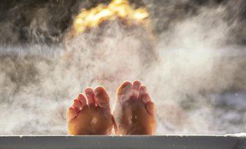 کاهش التهابات و بهبود متابولیسم بدن با حمام آب گرم