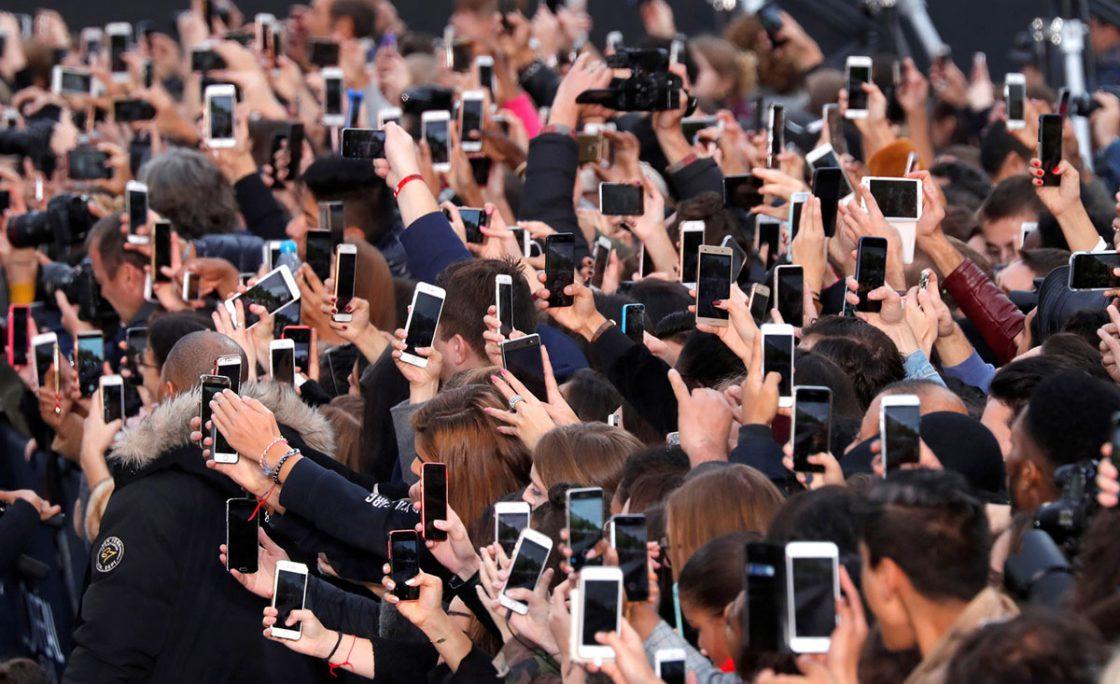 تلفن هوشمند؛ اینجا، آنجا، همه جا