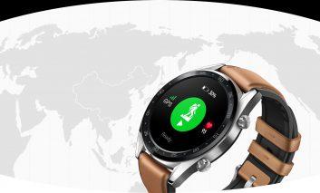 HUAWEI WATCH GT جدیدترین ساعت هوشمند هوآوی