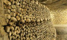 جاذبههای گردشگری ساخته شده از استخوان واقعی انسان