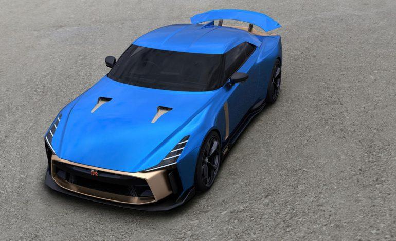 نیسان GT-R50 وارد مرحلهی تولید میشود!