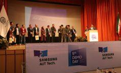 ۶ تیم مرکز فناوری سامسونگ-امیرکبیر به سرمایهگذاران معرفی شدند