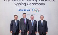 تمدید شراکت سامسونگ و المپیک تا سال ۲۰۲۸