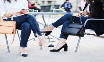 ۸ قانون مهم قبل از ست کردن کیف و کفش برای خانمهای خوش سلیقه