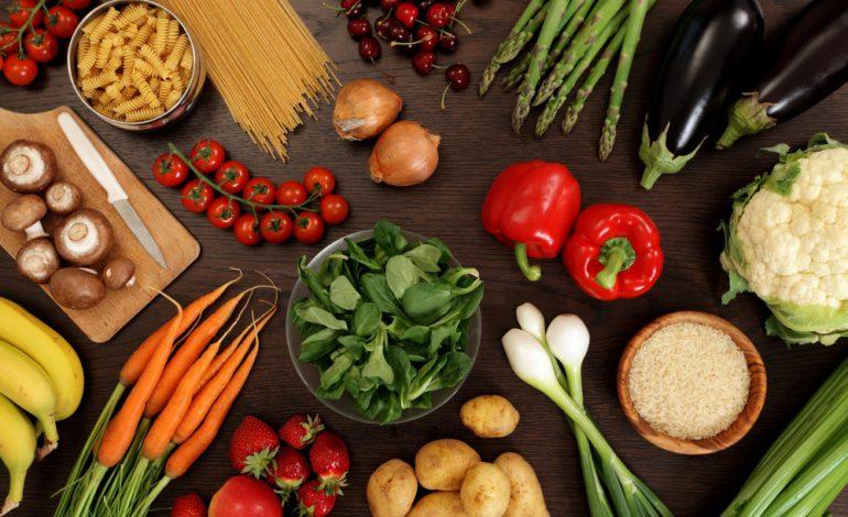 گیاهان بیشتری بخورید و حیوانات کمتر