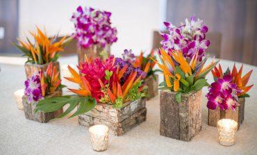 ۱۸ گل استوایی برای خانهتان