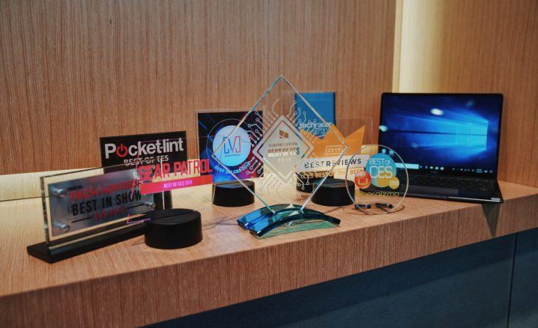حضور پرافتخار هوآوی همراه با جوایز متعدد در نمایشگاه CES 2019
