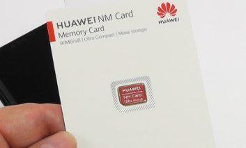 نانو حافظه هوآوی مشابه microSD: کوچکتر اما جادارتر!