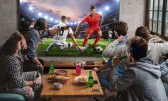 با حالت ورزشی تلویزیونهای هوشمند سامسونگ هیچ گلی را در تماشای فوتبال از دست ندهید