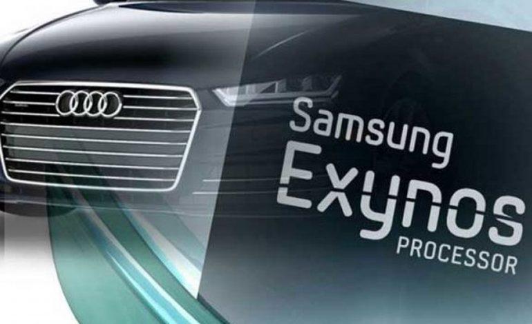 سامسونگ نخستین پردازندههای مخصوص خودرو را برای آئودی ساخت
