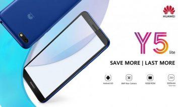 جدیدترین گوشی هوشمند اقتصادی هوآوی Huawei Y5 Lite رونمایی شد