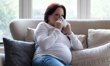 ۹ درمان ایمن برای سرماخوردگی و سرفه در طول بارداری