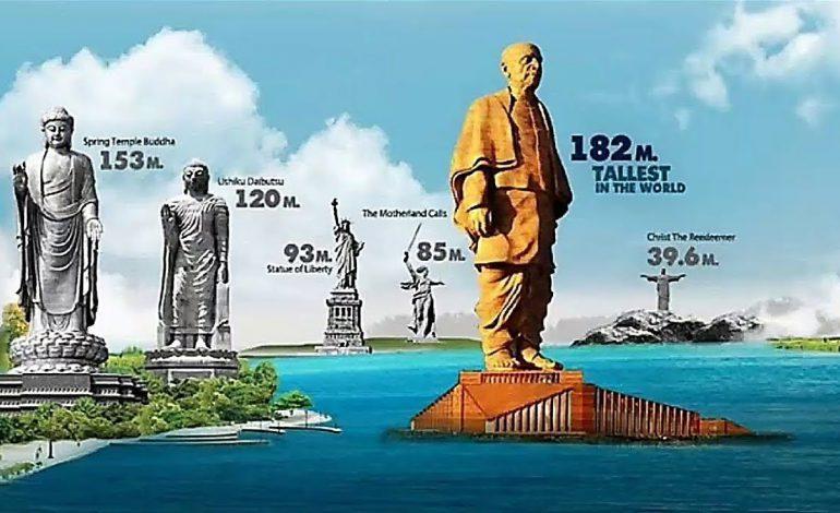 با بلندترین مجسمههای دنیا آشنا شوید