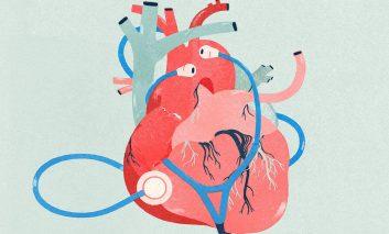 لاغر و خوشاندام هستید؟ اما ممکن است به بیماری قلبی مبتلا باشید!