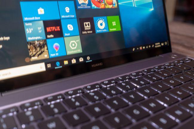 Huawei MateBook 13، دستاورد جدید هوآوی برای بازار لپ تاپ در CES معرفی شد