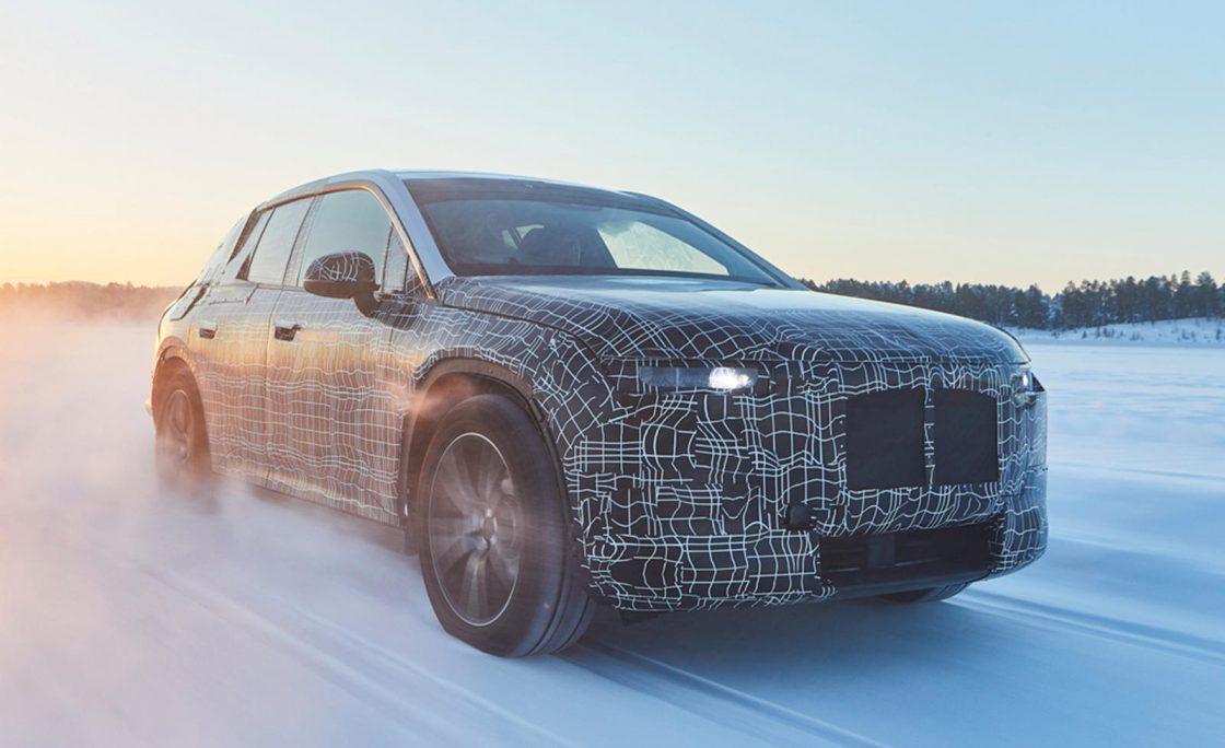 نگاهی اولیه به ورژن تولیدی BMW iNext!