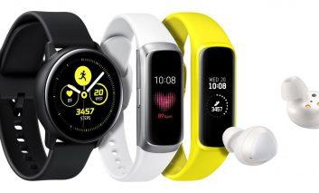 سامسونگ نسخه جدید ساعتهای هوشمند خود را رونمایی کرد