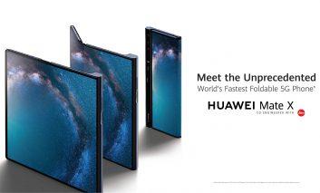 ملاقات با اولین گوشی تاشو هوآوی، Huawei Mate X