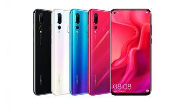 تازهترین نوآوریهای صنعت گوشی را با Huawei nova 4 تجربه کنید