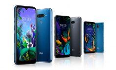 تلفنهای هوشمند سری جدید Q و K الجی شگفتیآفریناند