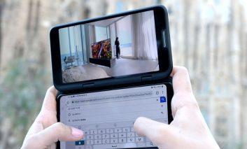طلایهداران عصر موبایل: دو تلفن هوشمند و خارقالعاده از الجی در کنگره جهانی موبایل ۲۰۱۹