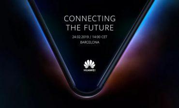رونمایی هوآوی از گوشی تاشو ۵G در نمایشگاه MWC 2019