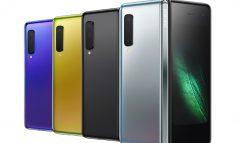 رونمایی سامسونگ از اولین نسل گوشیهای تاشو Galaxy Fold، قدم به آینده