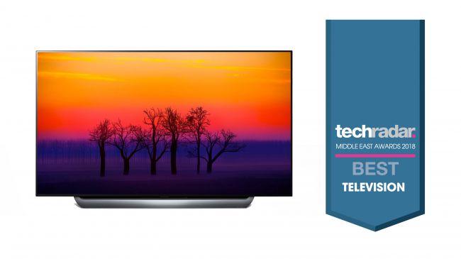 رسانه معتبر TechRadar تلویزیون الجی را به عنوان بهترین تلویزیون خاورمیانه معرفی کرد