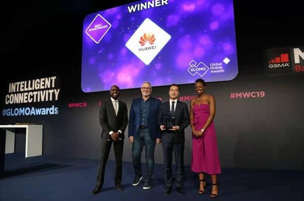 Huawei Mate 20 Pro برنده نشان «بهترین گوشی هوشمند MWC 2019»