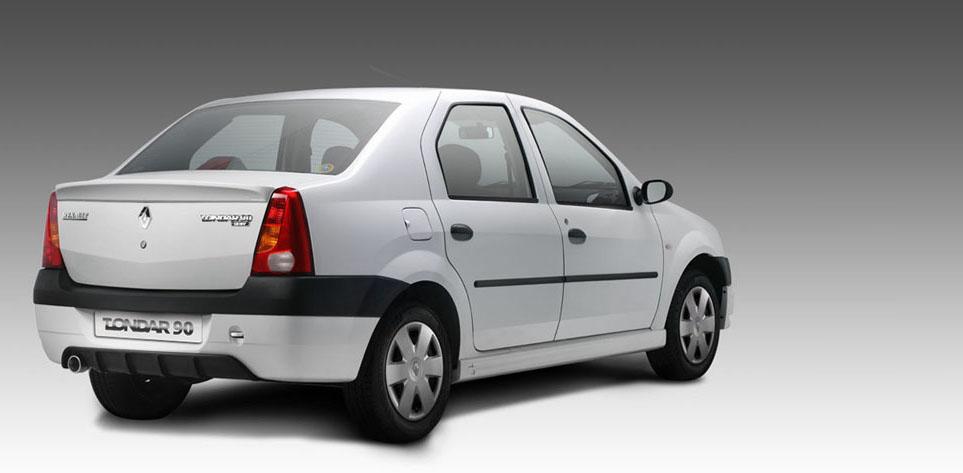 بررسی دو خودرو تندر۹۰و رانا