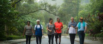 فعالیت جسمی حتی به میزان کم نیز به حساب میآید!
